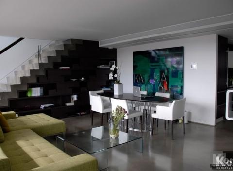 Kerr Living Room Remodel / Renovation