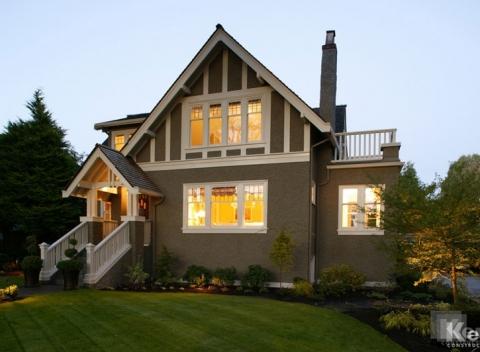 Whole Home Renovation Outdoors