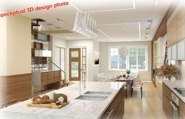 3D Home Designer - Vancouver, BC : Kerr Construction and Design Architecture House Home Design on home landscape architecture, single family house architecture, home interior architecture,