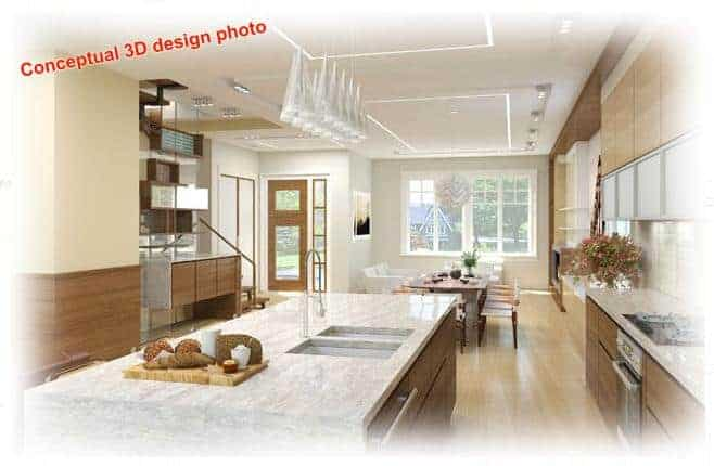 Benefits of Conceptual Home Designs : Kerr Construction and Design