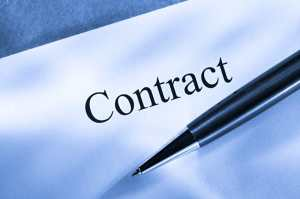 custom home construction contract