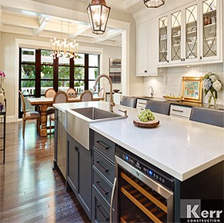 Custom Home Builder in Vancouver BC : Kerr Construction and Design