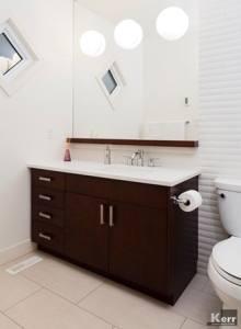 Custom Bathroom Reno