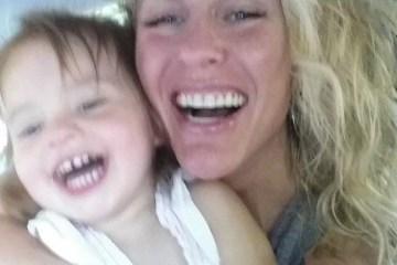 Nina and BabyBlue