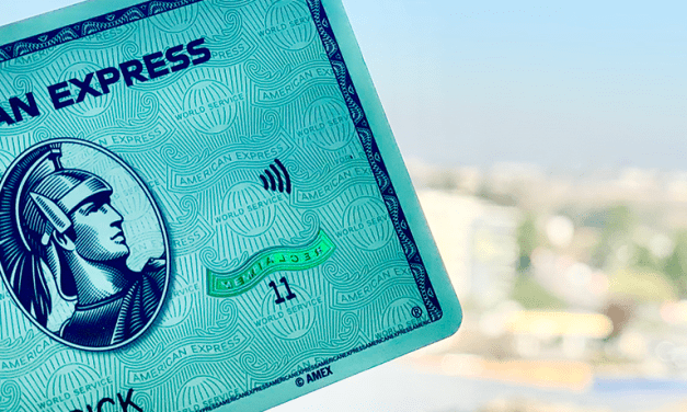 The Revamped AMEX Green Card