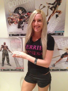 Les Mills Australia Asia Pacific Instructor of the year 2014