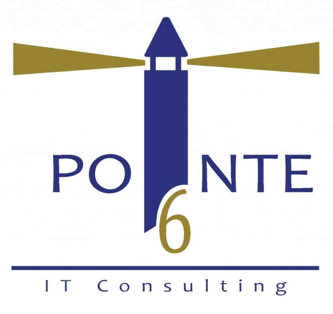 Pointe 6 Logo