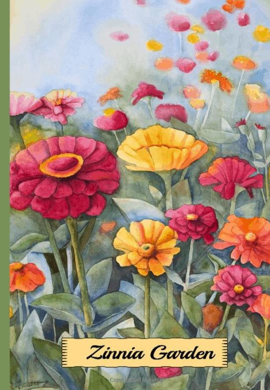 Zinnia Garden Journal