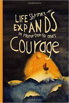 Have Courage Journal