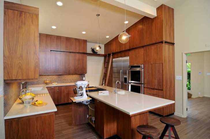 Kelly Design Lab Eco Chic Baker Kitchen Kerrie
