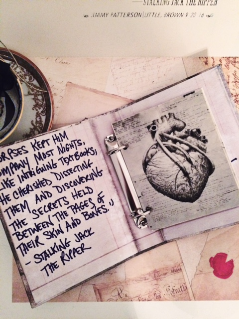 STALKING JACK THE RIPPER anatomical heart
