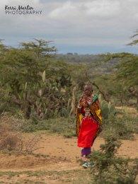 Maasia Woman