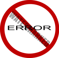no-error-sign graphic