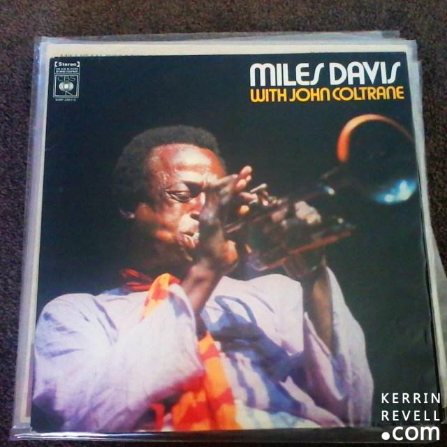 Miles Davis with John Coltrane