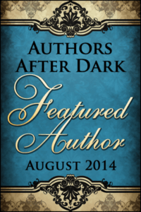Featured Author Button