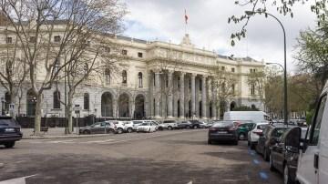 Bolsa De Madrid (Madrid Stock Exchange)
