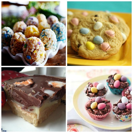 Loving right now - Easter Bakes
