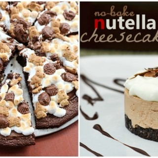 {21} Amazing Things to Make with Nutella!