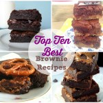 The Top 10 Best Brownie Recipes!