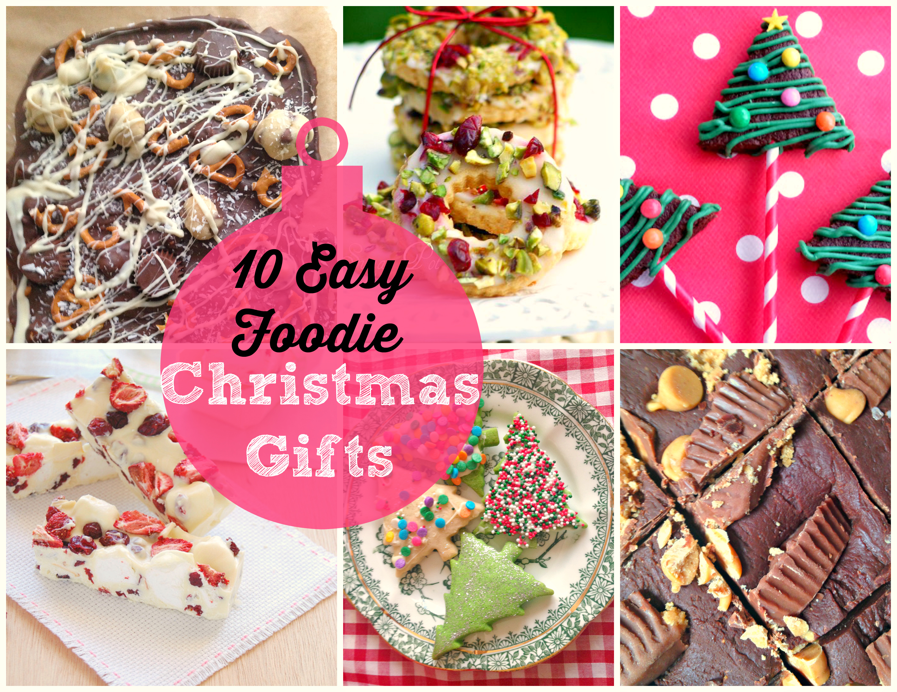 How to make christmas treats for gifts