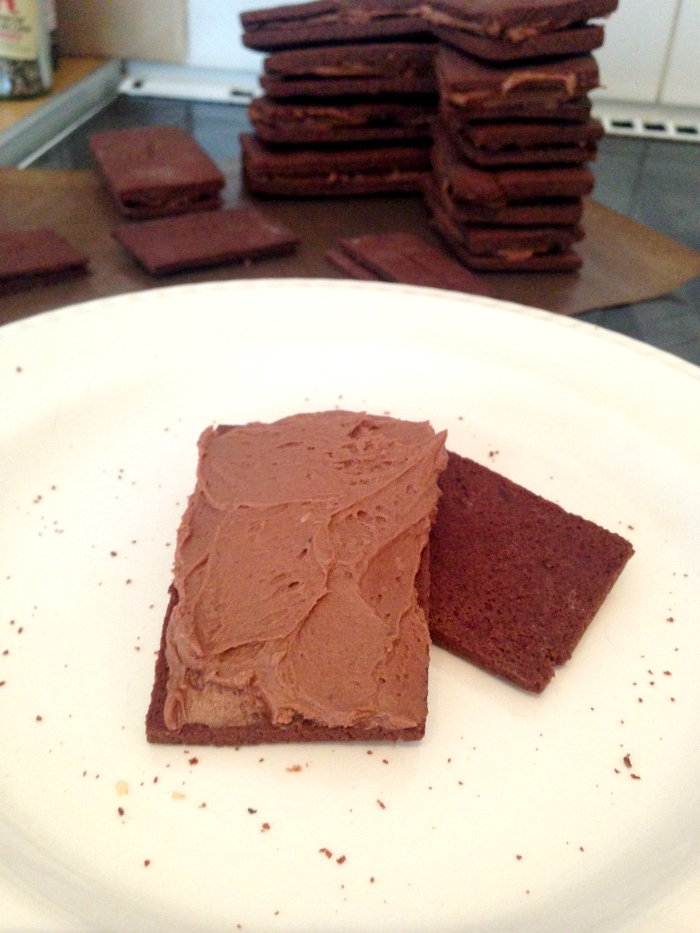 Have you tried Homemade Chocolate Bourbon Biscuits? SO much better than biscuits from a packet!