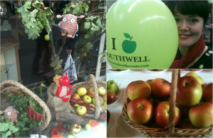 Apple Day Celebrations in Southwell