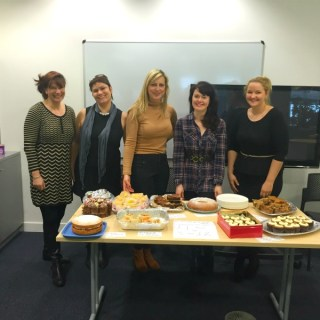 My Sport Relief Bake Sale: the results!