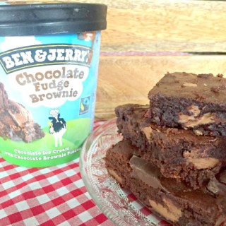 Ben and Jerry's Chocolate Fudge Brownies