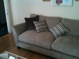 Another view of our new sofa