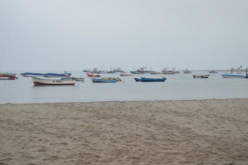 Paracas Boats