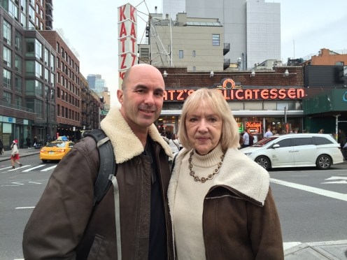 Matt and Marilyn/Mom