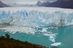 Advancing Glacier
