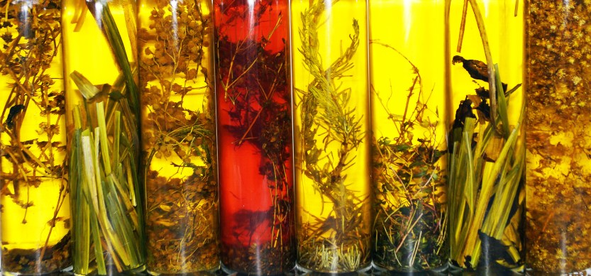 Bespoke Infused Oils
