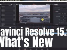 What's New In Davinci Resolve 15.2 1