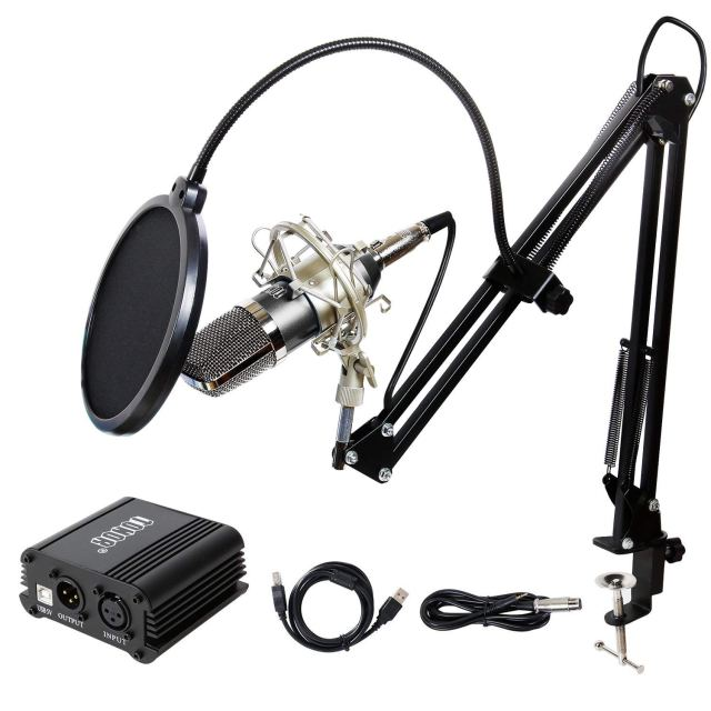 TONOR BM-700 Microphone Review 2