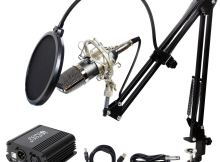 TONOR BM-700 Microphone Review 4