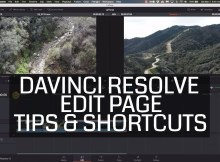 Davinci Resolve 15 Edit Page Tips 1