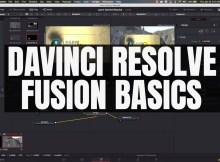 Davinci Resolve Fusion Basics 1