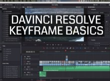 Davinci Resolve - Keyframing Basics 11