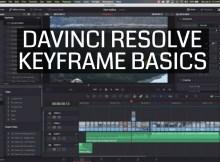 Davinci Resolve - Keyframing Basics 6