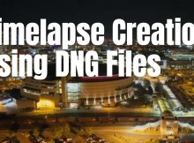 Creating a Timelapse with DNG Files in Davinci Resolve 1