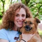 Ilene Wellner, photo courtesy of Dog Gone Walking Web site