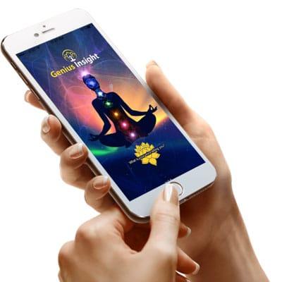Genius app phone 400x400