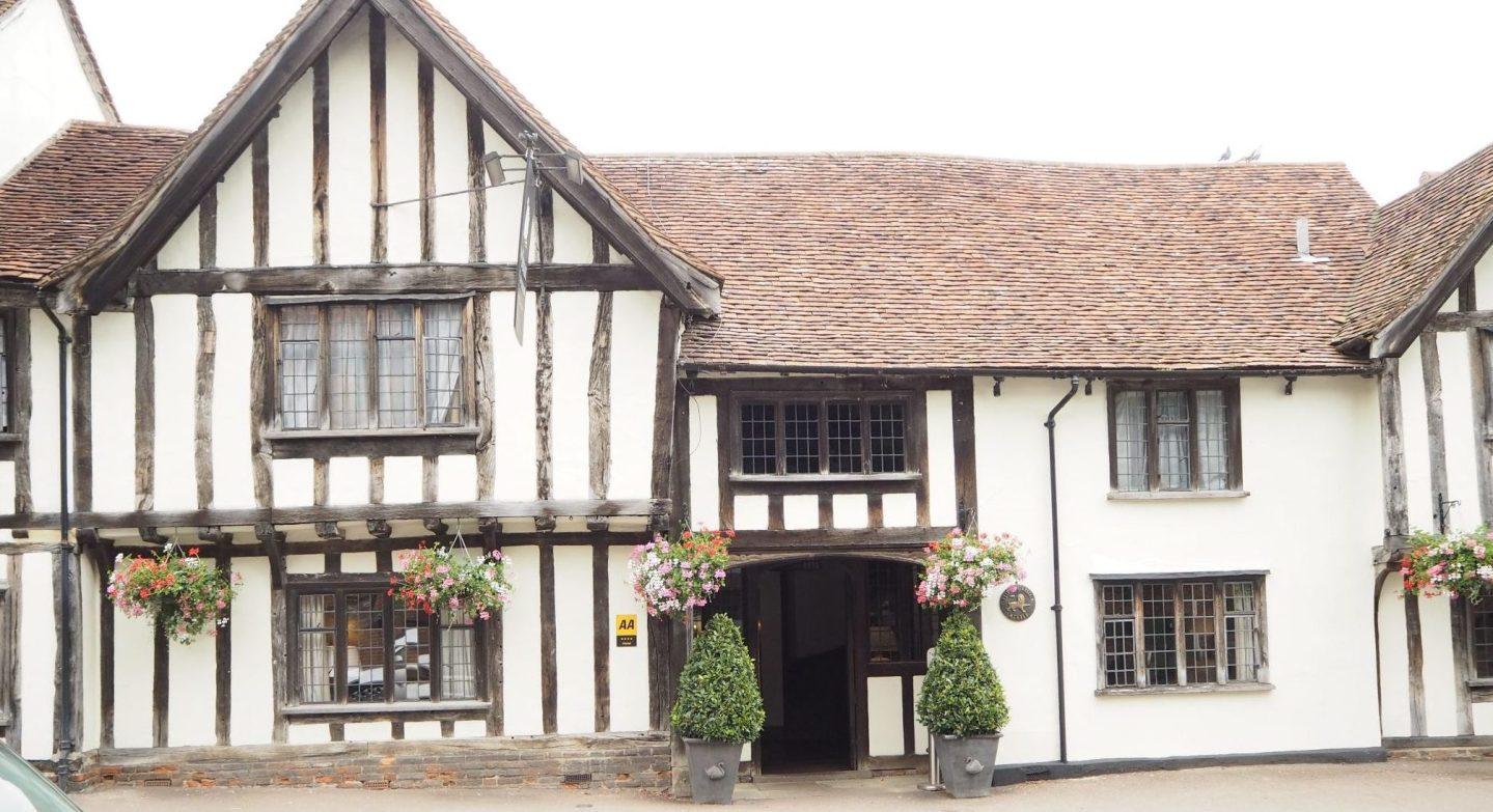 Exploring England – Lavenham, Suffolk