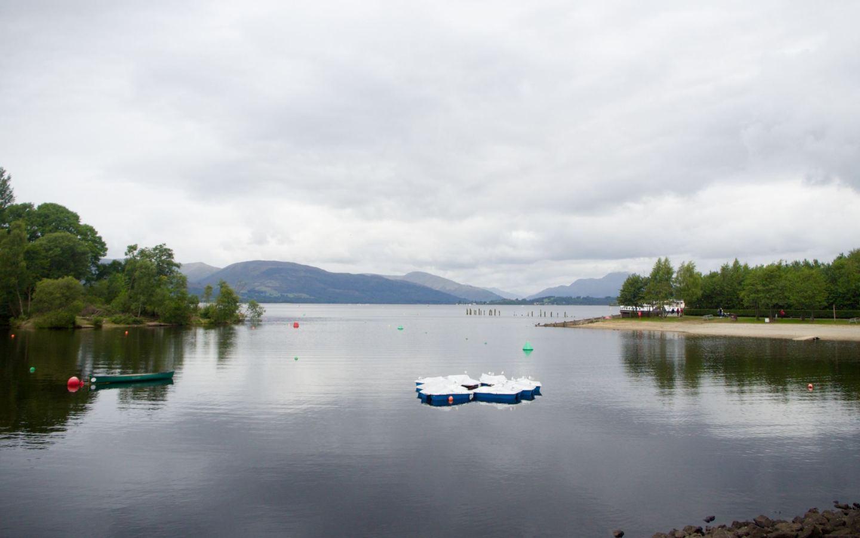 Loch lomond Scotland like a local