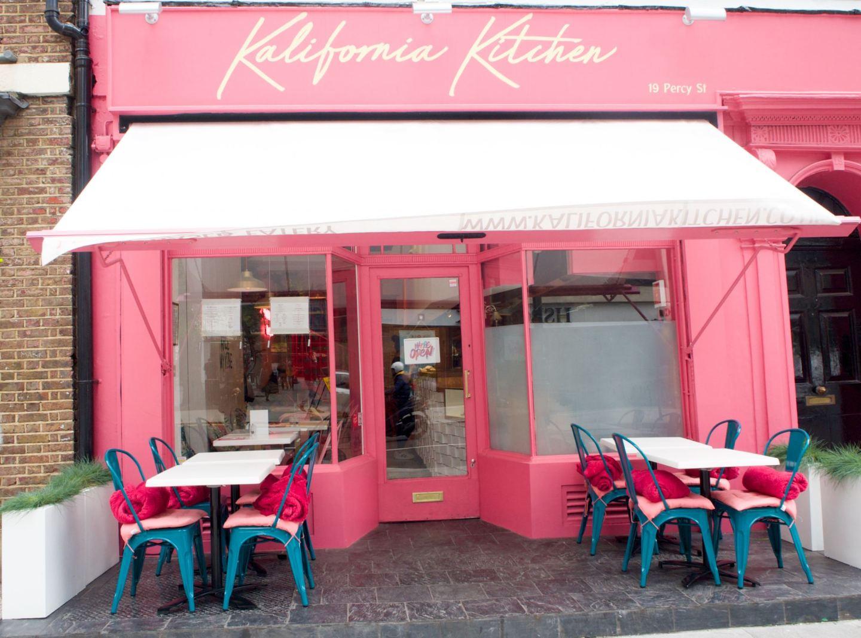 Kalifornia Kitchen a vegan utopia in london