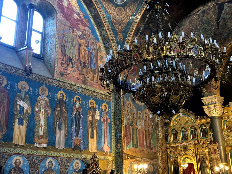 churches in sofia