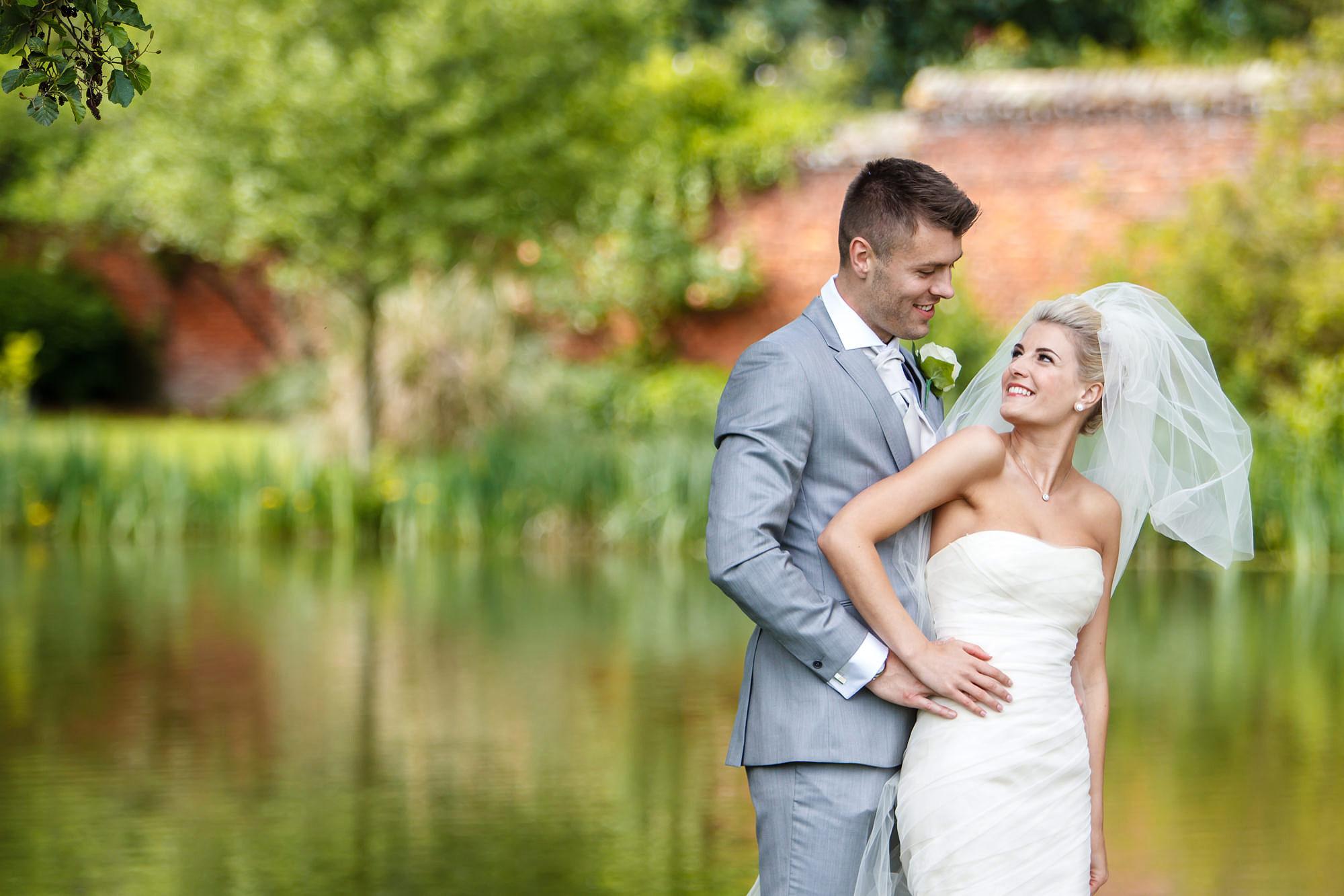 Leez Priory Wedding Photos