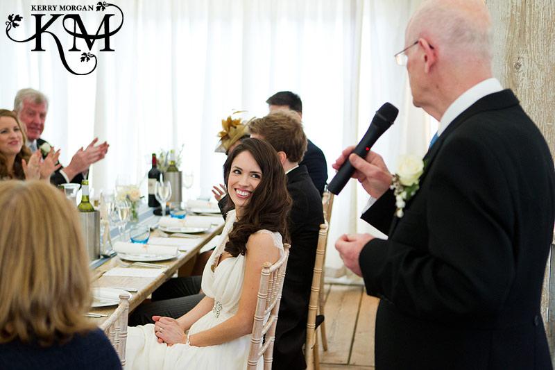 Gallivant hotel wedding speeches