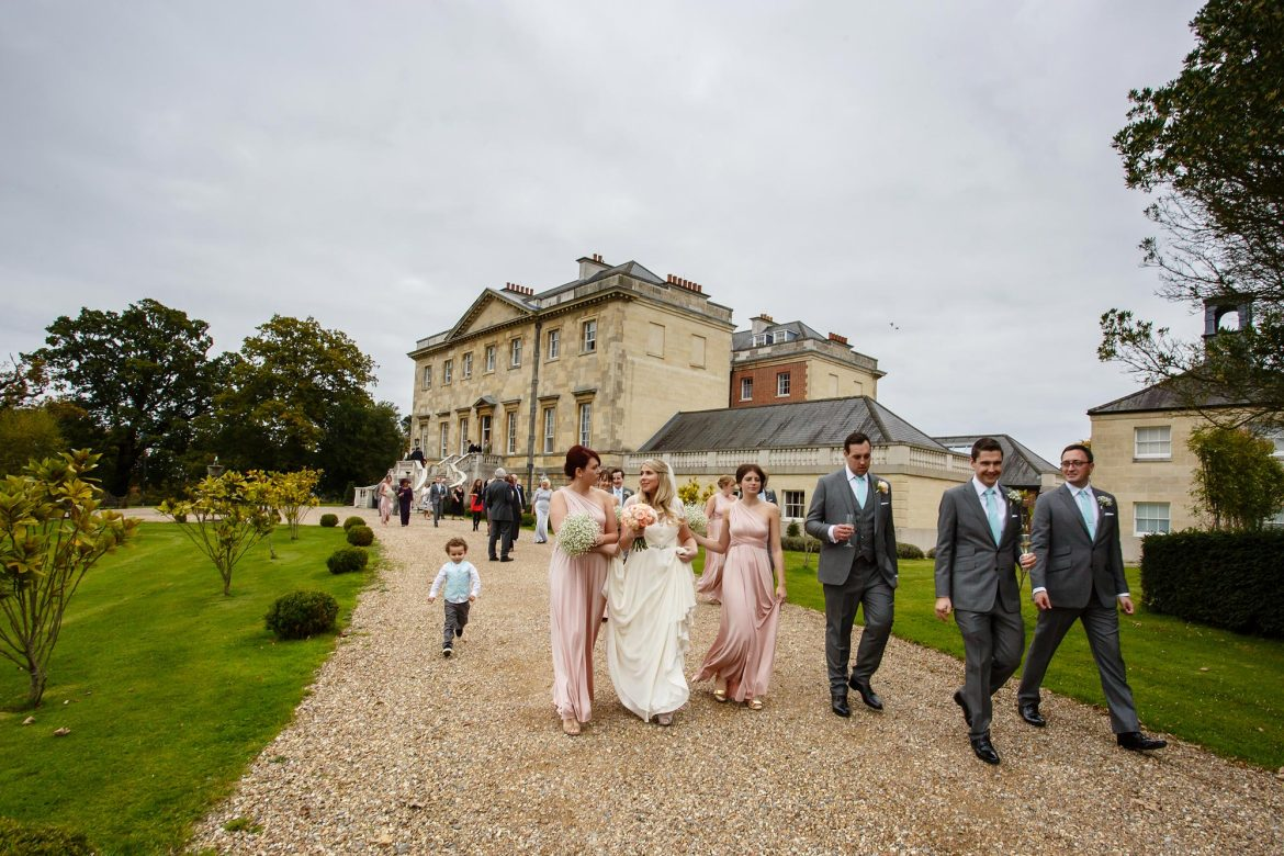 Botleys Mansion weddings